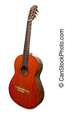 גיטרה, אקוסטי, הפרד