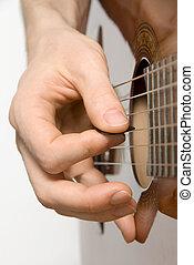 גיטרה, אקוסטי, לבחור