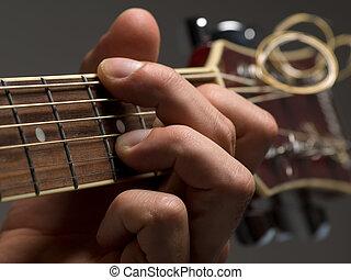 גיטרה, אקורד
