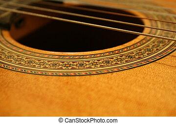 גיטרה, חוטים