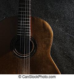 גיטרה, חיים, עדיין