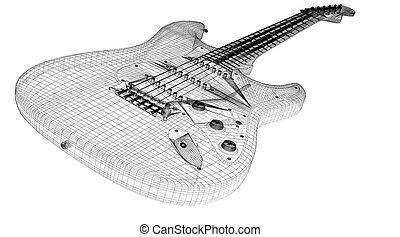 גיטרה חשמלית