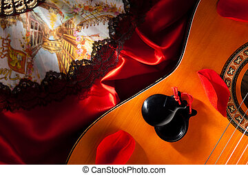 גיטרה, ערמוניות