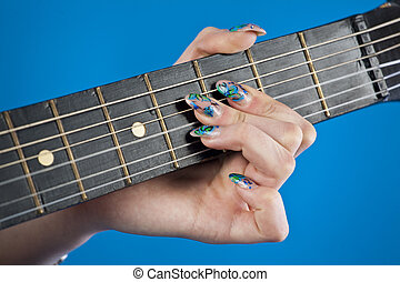 גיטרה, פראטבוארד