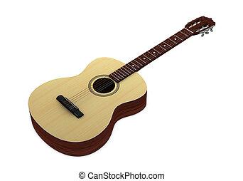 גיטרה, קלאסי