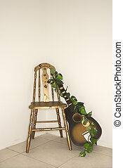 גיטרה, chair., לסמוך