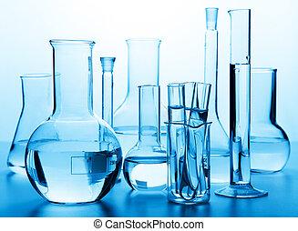 גלאסוואר, מעבדה, כימיקל