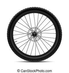 גלגל, אופניים