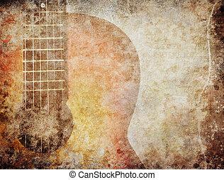 גראנג, מוסיקה