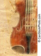 גראנג, מוסיקה, backgrouns