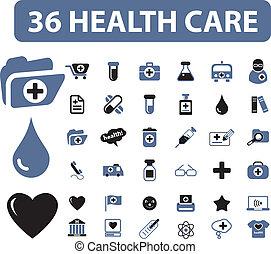 דאג, בריאות, 36, סימנים