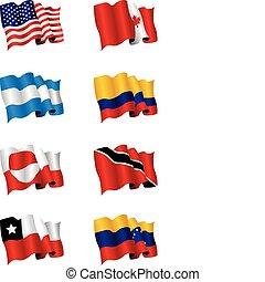 דגלים אמריקאיים