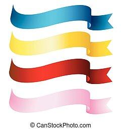 דגלים, סרטים