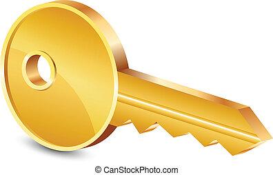 דוגמה, וקטור, מפתח של זהב