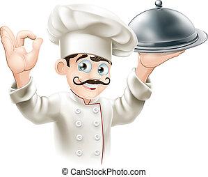 דוגמה, טבח, אכלן