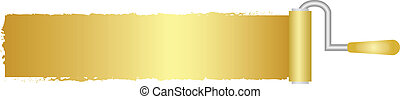 דוגמה, מוט גלילי, וקטור, צבע