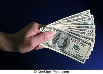 דולרים, מלוא יד