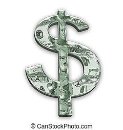 דולר, מבריק, חתום