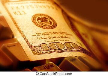 דולר, ראה, $100