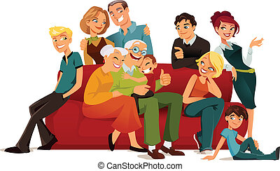 דור, כפולי, משפחה