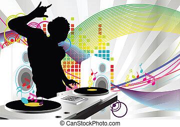 דיי ג'יי, מוסיקה