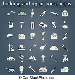 דיר, תקן, קבע, כלים, איקונים
