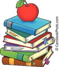דמות, 2, ספרים, תימה, לגוז