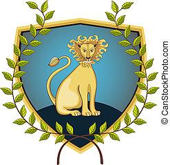 דפנה, אריה, עטרה