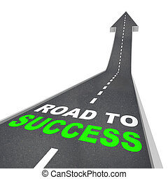 דרך, חץ, -, , הצלחה