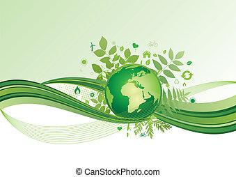 הארק, סביבה, ירוק, תואר ראשון, איקון
