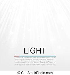הבהק, concept., עדשה, וקטור, רקע, אור