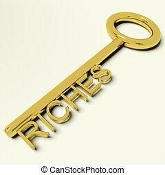 הון, עושר, זהב, הון, הקלד, להציג