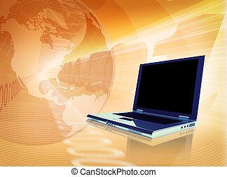 הזדקן, מחשב