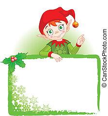 הזמן, &, שדון, שים, כרטיס של חג ההמולד
