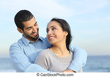 החף, אהוב, קשר, שמח, רגוע, ערבי, לחבק