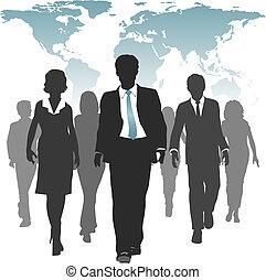הכרח, אנשים של עסק, עבודה, בן אנוש, עולם, אמצעים