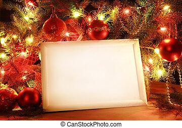 הסגר, אורות, חג המולד