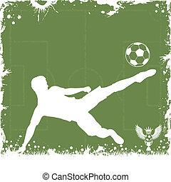 הסגר, כדורגל