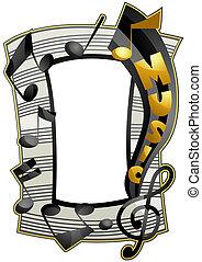 הסגר, מוסיקה