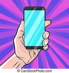 העבר, smartphone
