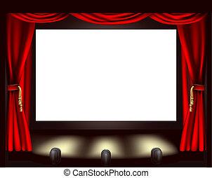 הקרן, קולנוע
