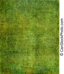 הקרן, רקע ירוק