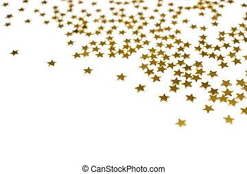 הרבה, כוכבים, זהוב