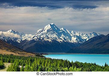 הר מבשל, ניו זילנד