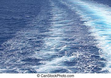 השקה, כחול, רקע, ים, אדוה, התגלה