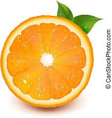 השקה, תפוז, הפל, דפדף, חצי