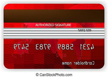 השקע, הכנסה לכל מניה, זכה, וקטור, 8, הבט., כרטיסים, אדום