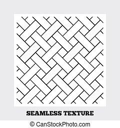 התפשט, גיאומטרי, pattern., seamless, דלה