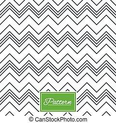 התפשט, גיאומטרי, pattern., seamless