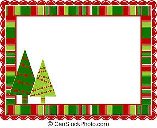 התפשט, הסגר, חג המולד